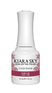 Kiara Sky Gel Polish 15 ml/0.5 fl oz - Color #401 - #640 Pick any~
