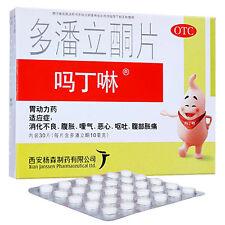 Domperidone slice Help digestion, 2 boxes/lot  吗丁啉多潘立酮30片