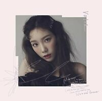 New TAEYEON VOICE Normal Edition From Japan F / S