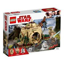 LEGO Star Wars 75208 Yodas Hütte Yoda's Hut La hutte de Yoda N5/18