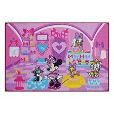 Disney Minnie Mouse Pet Salon Interactive Game Rug