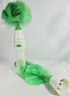GoDuster Motorized Spinning Cleaning Tool Feather Duster Style