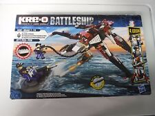 KRE-O Battleship Alien Strike 4 Kreons Complete w/ instructions & box