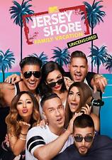 Jersey Shore Family Vacation UNCENSORED 1st First Season 1 One NEW 4-DISC DVD SE