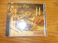 PRIME CUTS CD GOURMET SELECTIONS FROM SHEFFIELD LAB BRAND NEW SEALED
