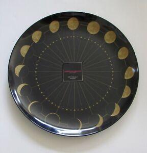 Christian Siriano Melamine Moon Phases Celestial Plate Tray/Wall Decor NWT