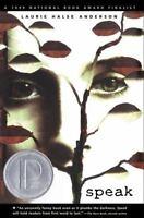 Speak by Laurie Halse Anderson (2001, Paperback)