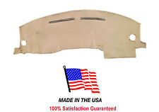 2003-2006 Ford Expedition Beige Carpet Dash Cover Mat Pad FO59-8 Made in the USA
