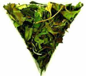 Pai Mu Tan White Tea Organic Certified Loose Leaf White Peony Green Tea Top Ten