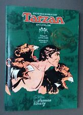 HOGARTH. Tarzan in color. Volume 8. 1938-1939. Signé / Numeroté. Ed limité.
