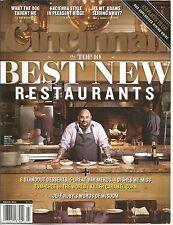 Cincinnati Magazine March 2014 Top 10 Best New Restaurants/Mt Adams Underground