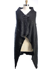 NWT - MissPhit Knitted Vest. Very Chic and Edgy