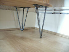 Hairpin Legs, 195mm, Retro,Vintage,Industrial,Furniture Legs x 4