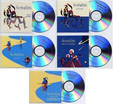 THE PENELOPES Album Sampler UK promo CD + 4 bonus CD singles Now/Summer/Sally