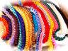 25mm pleated ribbon