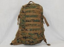 USMC MARPAT Woodland Digital 3 Day Assault Pack MOLLE II ILBE Backpack/Rucksack