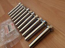 SUZUKI GT750 jklmab 72-77 N.S.A. Cylinder Head Nut Set 11 X pcs Pt No 09159-10010