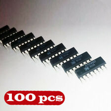 k155id1 *100 pcs* Driver for Nixie Tubes SN74141N SN74141J 74141 NEW chip
