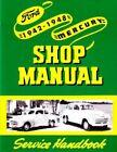1942 1945 1946 1947 1948 Ford and Mercury Shop Service Repair Manual