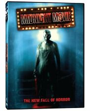 Midnight Movie - Horror Movie (New DVD) - Jack Messitt,  Rebekah Brandes