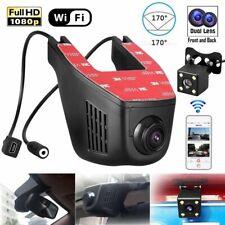 1080P WiFi Auto Kamera Versteckte Videorecorder Nachtsicht Parkmonitor G-Sensor