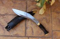 British Gurkha Service No.1 Kukri, NHZ Hand Forged Khukuri Blade, Nepal Knife