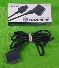 gamecube RGB Cable Official BOXED Nintendo DOL-013 Scart Lead N64 SNES GENUINE