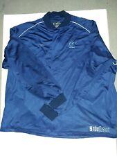 NBA Authentic Washington Wizards Reebok Warm-up Jacket Blue Size 4X