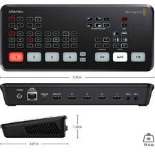 Blackmagic Design Atem Mini Video Production Switcher Brand New