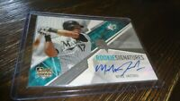 2006 SPx MIKE JACOBS #520/999  ROOKIE SIGNATURES  AUTOGRAPHED  BASEBALL CARD