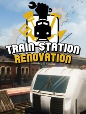 Train Station Renovation pc/steam (DIGITAL DELIVERY)