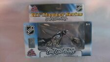 OCC Chopper Motorcycle NHL Blue Jackets 1:18 Scale Diecast From ERTL 1999 dc1234