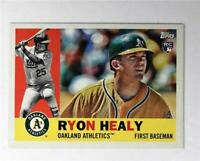 2017 Topps Archives #63 Ryon Healy RC - NM-MT