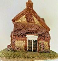 Lilliput Lane Stone Cottage England Collection Miniature Handmade UK 1982 home
