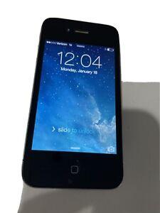Apple iPhone 4 - 16GB - Black (Verizon) A1349