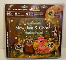 The Forest of Bugaboo With Choral My Audio Stories Book R1