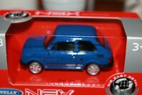 FIAT 126 - SCALA 1/43 WELLY