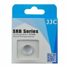 JJC SRB-C11 Grey Soft Shutter Release Button with Concave Surface (UK Stock) NEW