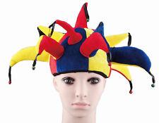 Narrenkappe Narrenmütze clown Faschingsmütze Karnevalsmütze Karneval  Glöckchen