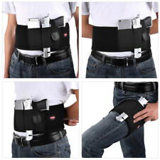 Adjustable Waist Band Pistol Gun Revolver Drop Leg Thigh Holster Pouch Holder US
