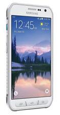 Samsung Galaxy S6 Active SM-G890A 32 Go AT&T Débloqué 9/10 Neuf Blanc Téléphone