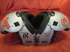 Rawlings Magnum Venti Football Shoulder Pads 70-100 Lbs Mag 16-M 14-15