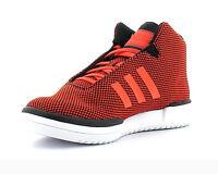 adidas Originals Mens Veritas Mid Print Boot Shoes Hi Top Trainers Red Sneaker