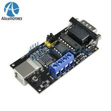 USB to Serial RS232/UART TTL/RS485 DB9 Adapter Converter Module FTDI FT232BM/BL
