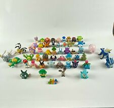 Pokemon Bandai Finger Puppet Hollow Mini Figures - & figures Job Lot bundle