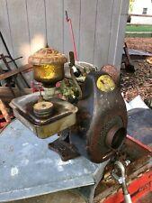 Antique Vintage Lauson Gas Engine Motor Model 55s 102 Runs Good