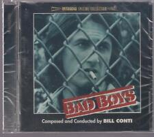 BAD BOYS - BILL CONTI INTRADA LIMITED EDITION OOP TOP RARE CD NEW & SEALED