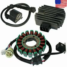 STATOR&REGULATOR RECTIFIER for YAMAHA RAPTOR 660 YFM660 2001-2005 &IGNITION COIL