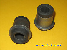 FIAT 124 ALL MODELS  COUPE SEDAN SPIDER  FRONT LOWER CONTROL ARM BUSHES x 2