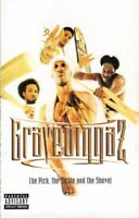 GraveDiggaz The Pick Sickle & Shovel 1997 Cassette Tape Album Hiphop RZA Wutang
